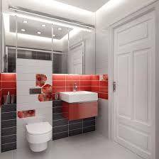 Znalezione obrazy dla zapytania mała łazienka w bloku z prysznicem aranżacje
