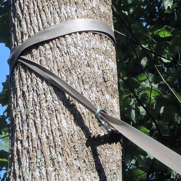 Swing Hanging Kit Between 2 Trees Tree Swings Diy Wood Tree Swing Tree Straps