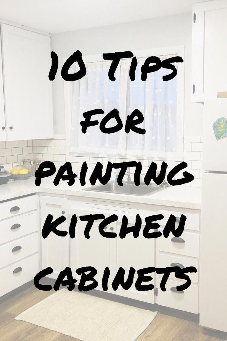 The Kitchen Is The Heart Of The Home So It Is Important To Give It A Little Tlc Every Now An Painting Kitchen Cabinets Wood Kitchen Cabinets Kitchen Renovation