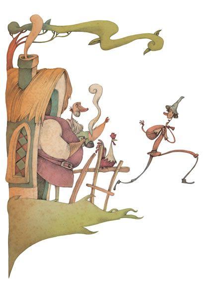Brothers Grimm Stories II by deshollinador.deviantart.com on @deviantART
