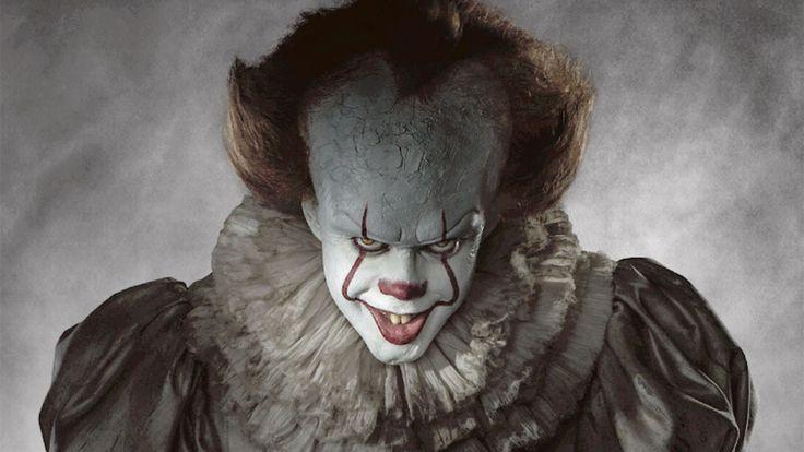 """El payaso más terrorífico del cine: primer adelanto de """"It"""""""