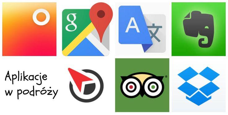 Bezpłatne aplikacje mobilne przydatne w podróży