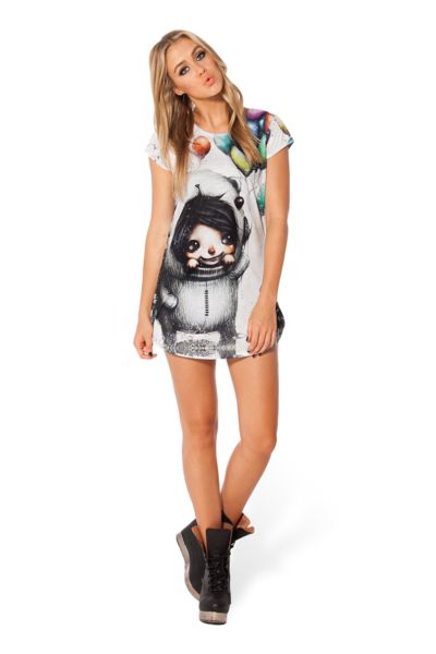 Naoki's Big Day Out GFT ( PRE SALE ) › Black Milk Clothing [XS purchased from site - swapped for XS BNWT Bowerbirds Playdress]