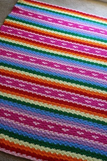 bethsco blog: Intro and a Free Pattern: Crochet Blankets Patterns, Bethsco Blog, Crochet Afghans, Afghans Patterns, Rainbows, Heart Blankets, Free Patterns, Crochet Patterns, Bright Colors