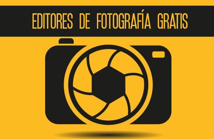 Programas gratuitos: Editores de fotografía
