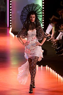 Christian Lacroix | Fall 2001 Couture Collection | Style.com