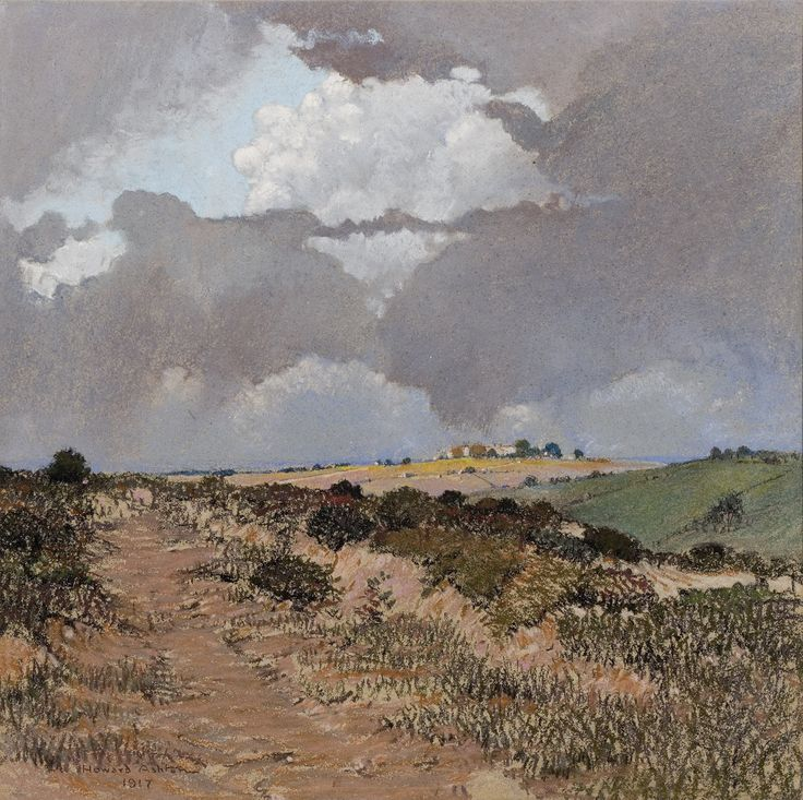 Elioth Gruner (1882-1939)верховьях Hawkesbury , 1937