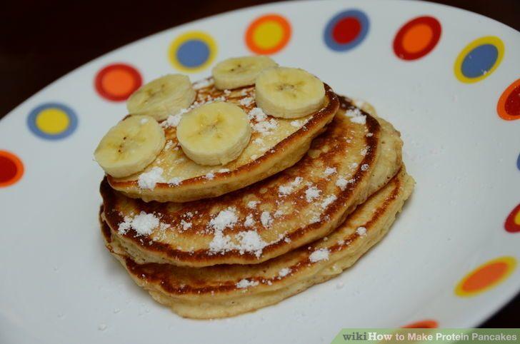 3 ways to make protein pancakes.