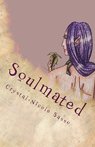 Soulmated (Fairies and Goblins) (Volume 1) by Crystal Nicole Sasso. Do Soulmates exist? They do in the Fairy realm of Anguistion. Meet Violet, a normal Fairy who is living underground with friends and family trying to survive the war against the Orc army of Goblins. Surviving seems like it is going to be easier once she meets Kelten who is a Dark Elf. He also happens to be the son of the Orc King Caltor. His mother however is the Fairy Queen. Violet and Kelten quickly find out that they…