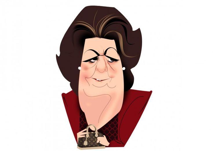 <p>Rita Barbera.</p>