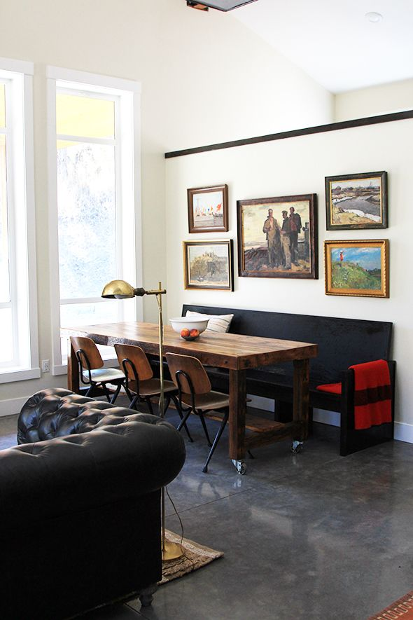 Juniper Studio The Shop Great Room And Kitchen