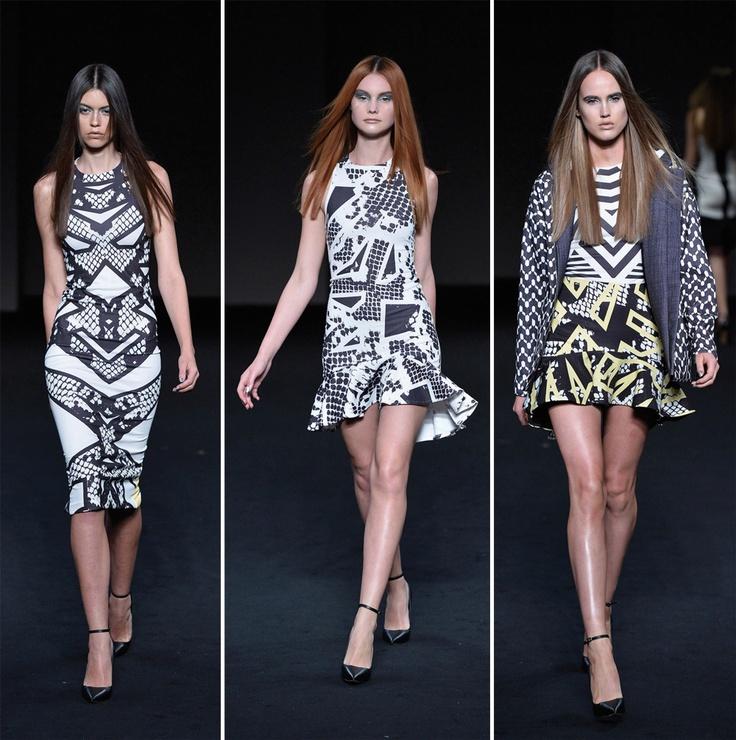 By Johnny - Fall 2013 - Sydney Fashion Week