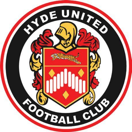 1919, Hyde United F.C. (England) #HydeUnitedFC #England #UnitedKingdom (L16397)