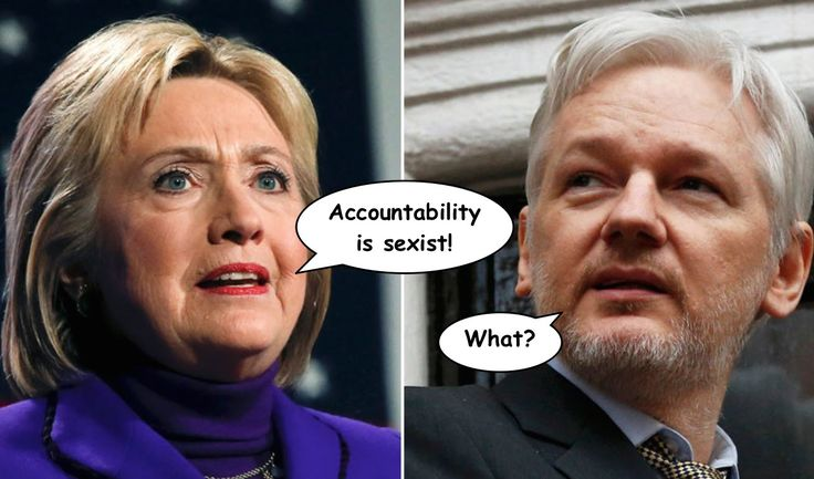 Julian Assange Claims Next Batch of Hillary Clinton Emails is Enough For...