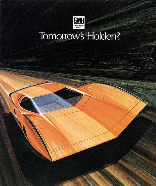 Charming Holden Hurricane: 1969