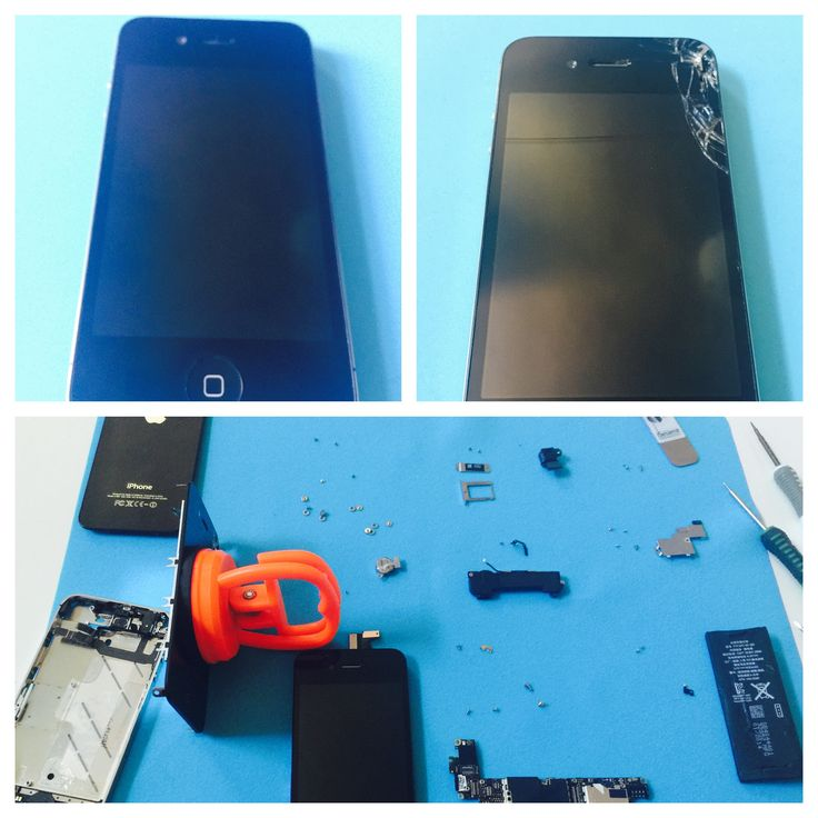 iPhone 4 oprava / iPhone 4 repair