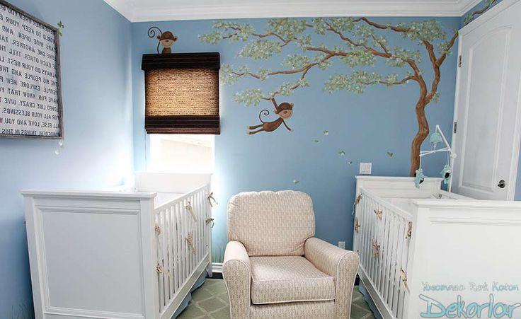 Bebek Odası İçin Dekorasyon Önerileri | Dekorlar.com
