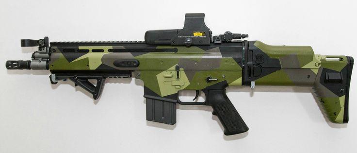 glock 17 swedish army