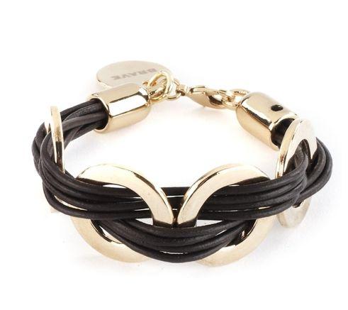 Brave Leather Sisomi Bracelet for women