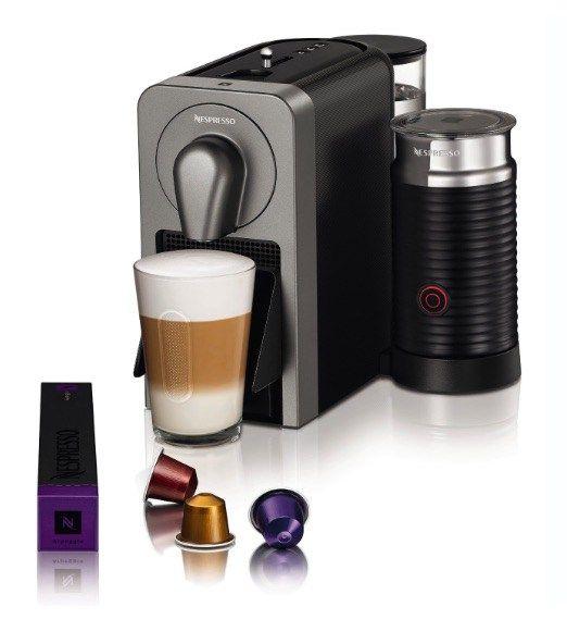Krups Nespresso Prodigio – Opinión. La primera cafetera de Nespresso en poder conectarse a un smartphone mediante app