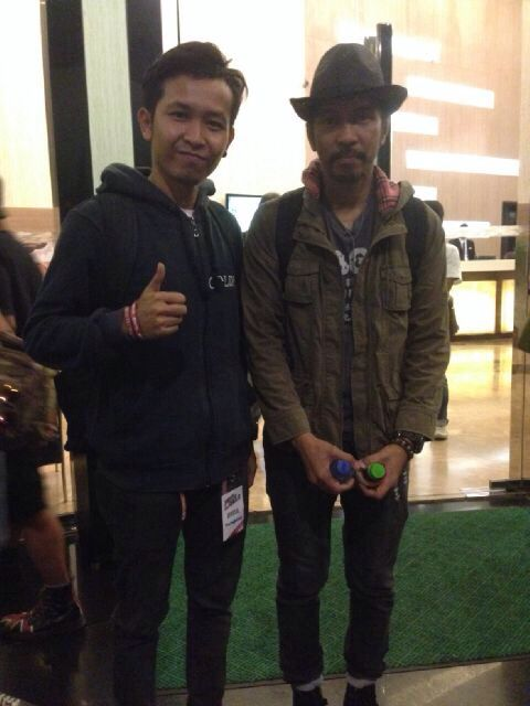 With Rhido Slank