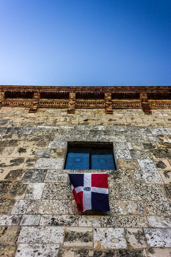 Dominican Republic Flag by Luis Adolfo Peña Florentino, via 500px