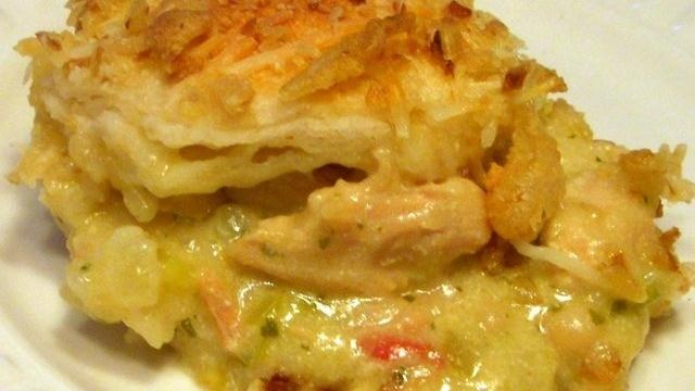 Baked Chicken Recipes Casserole Tater Tots