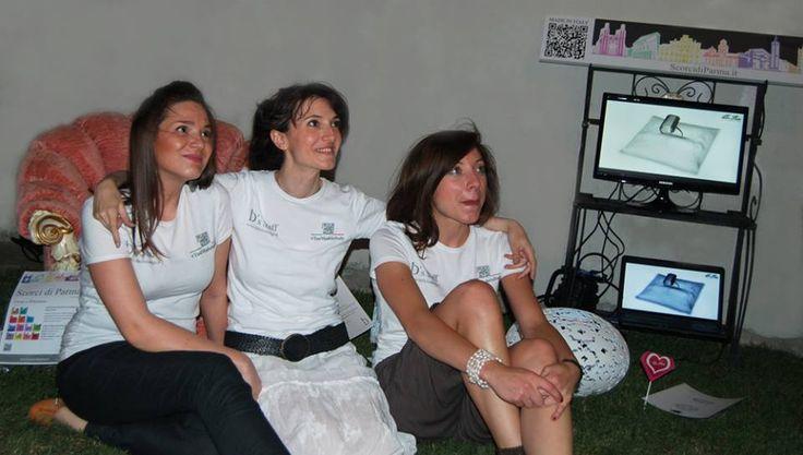 Uno sguardo sull'Infinito... ID's Women. More on: www.infinitodesign.it