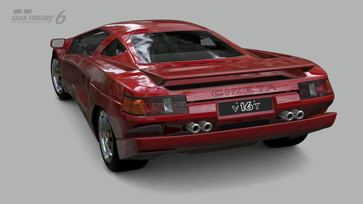 Cizeta V16T 7 1994