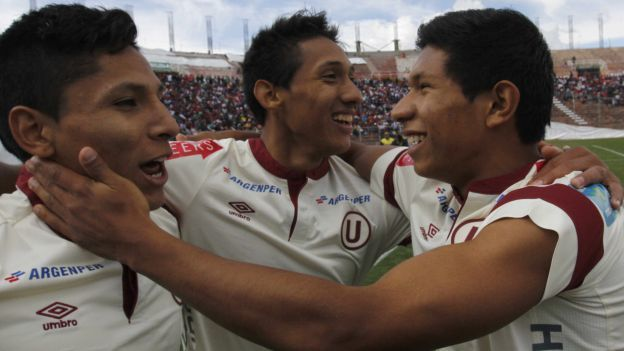 Universitario y el equipo que prepara para enfrentar a Los Caimanes