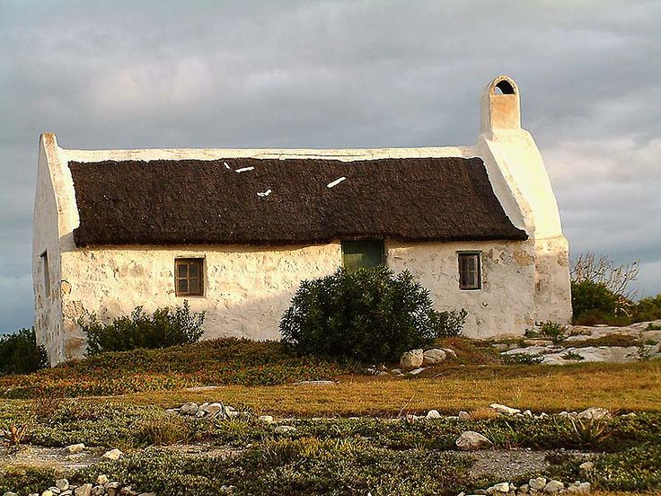 Fisherman Cottage in the Western Cape, South Africa. BelAfrique your personal travel planner - www.BelAfrique.com
