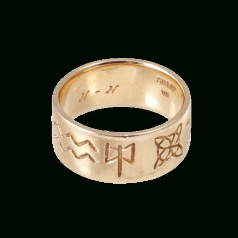 wiccan wedding ring - Wiccan Wedding Rings