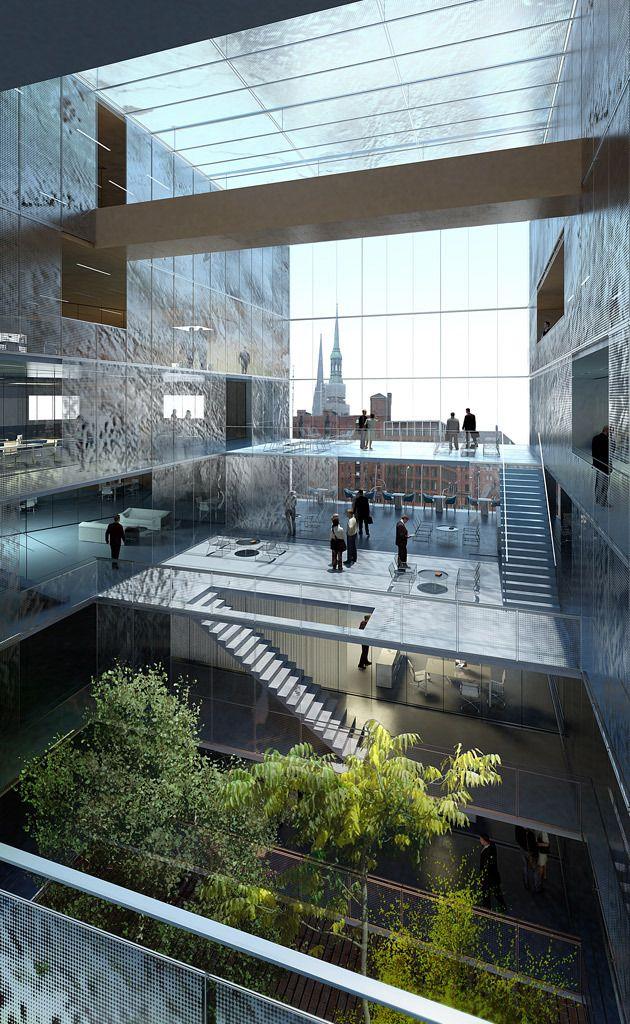 Magdeburger Hafen, HafenCity Hamburg | LAN Architecture