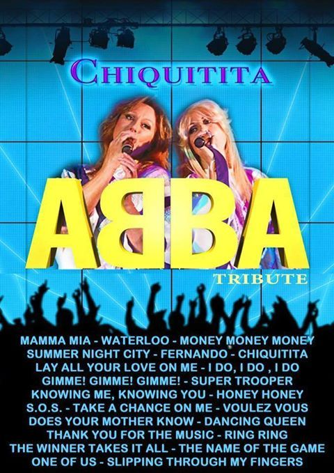 Chiquitita are the ABBA tribute duo. Wearing stunning costumes, professional singers Mel & TreeAnna (aka Agnetha & Frida) sing much loved and iconic ABBA Hits.  All our Live Music nights are FREE ENTRY so pop in for a drink & watch the show or take advantage of our 3 Course Special Offer including our Main Course Hot Buffet for only £14.95!  It is essential to book a table in the bar for dinner as tables are limited. Phone 01273 323810 and mention live music when booking. #BaliBrasserie…