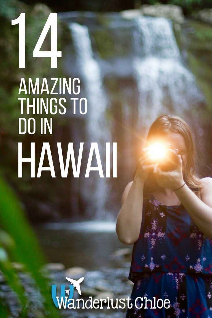 Hawaii: 14 Amazing Things To Do On Your First Holiday. From surfing on the North Shore to visiting Volcanoes National Park on the Big Island and enjoying Downtown Honolulu, there are so many amazing things to do on your first holiday in Hawaii. http://www
