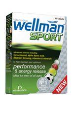 Vitabiotics Wellman Sport Ειδικά Σχεδιασμένη Για Άνδρες Που Αθλούνται 30Tabs. Μάθετε περισσότερα ΕΔΩ: https://www.pharm24.gr/index.php?main_page=product_info&products_id=4201