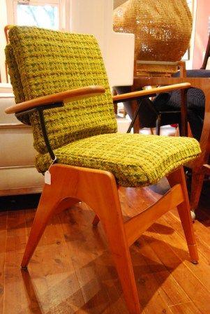 Fred Lowen : Fler SC58 Side Chair YUM!