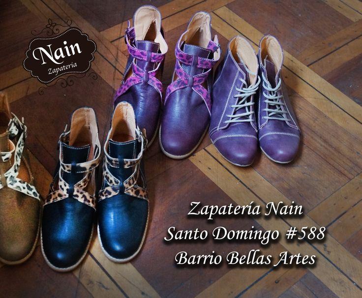 Zapatería nain Ubicada en Santo Domingo #588 #shoes #lether #100% #chile #zapatos #botines #nain #zapateria #oxford #cuero