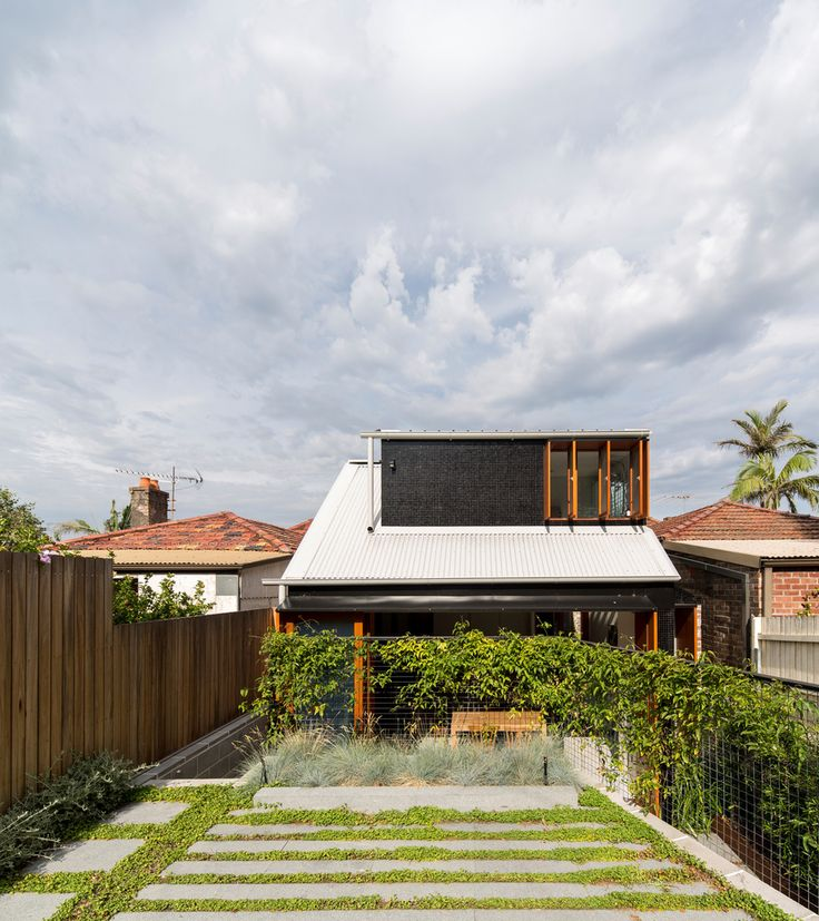 Gallery of Down Size Up Size House / Carterwilliamson Architects - 1