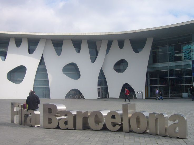 Fira Gran Via, Barcelona. Home to EIBTM 25