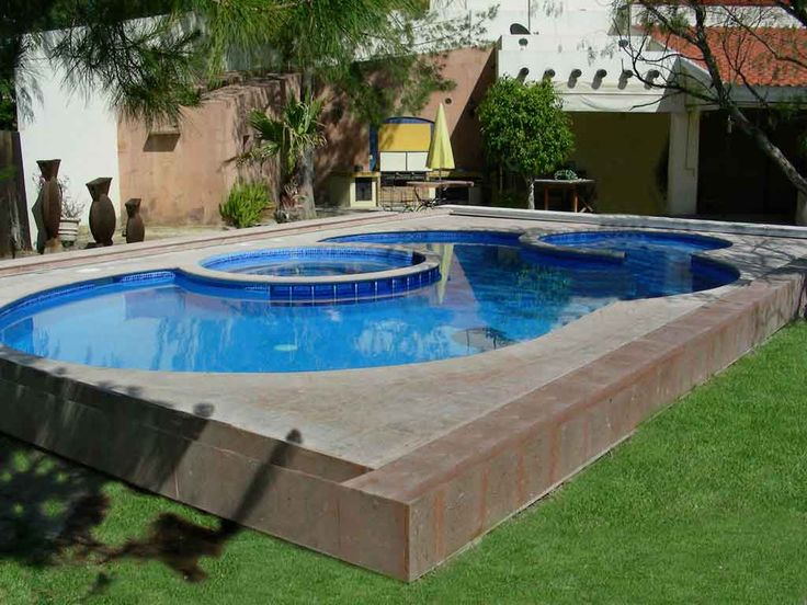 66 best above ground pool images on pinterest backyard - Above ground swimming pool covers ...