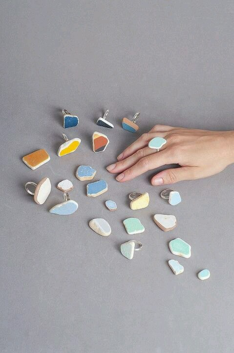 Incredibly Ceramic rings