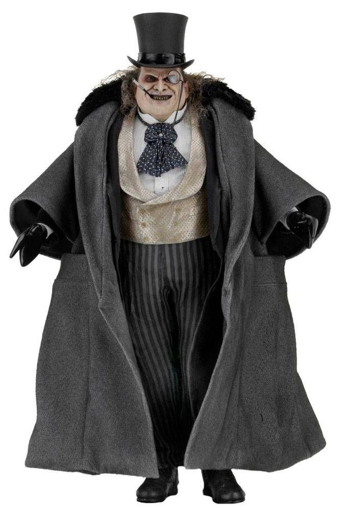 Batman Returns Action Figure 1/4 Mayoral Penguin (Danny DeVito) 38 cm