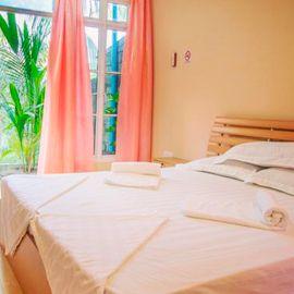 br /br /Кровати :1 большая двухместная кроватьbr /Размещение : 1-2 гостяbr /Этаж: 1этажbr /Размер: 20 м²br /Ванная:отдельная с душемbr /Номер