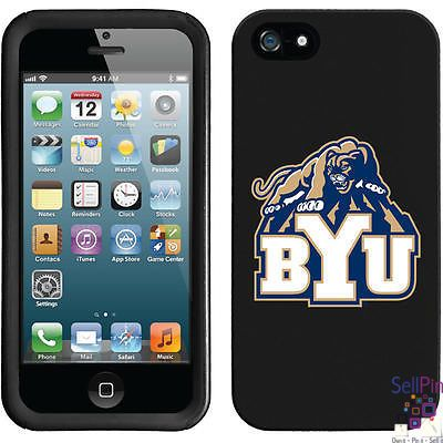 $27.00: BYU Cougars iPhone 5 New Guardian Case (BYU Mascot Design)