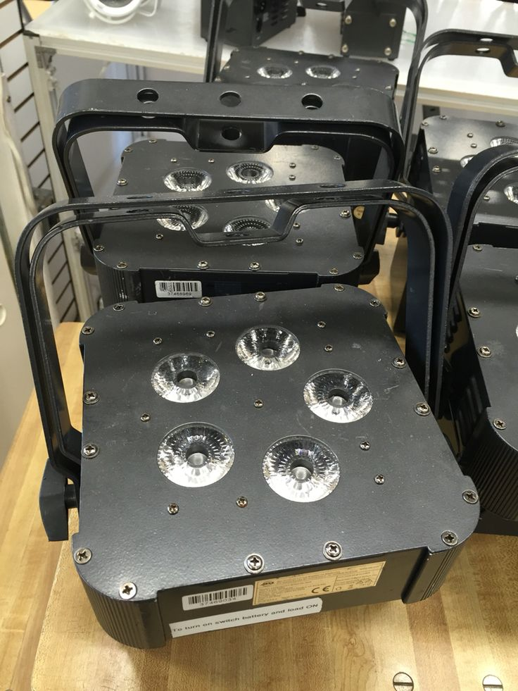 Quality Rental now carries the highest powered / most feature packed uplight rental in the Rhode Island market.  The ADJ PAR QA5s are equipped with high powered 5 watt LEDs, a wireless transmitter, strong rechargeable battery, and amber mixing to create nearly any unique color.  In addition for rentals of multiple units, we can supply a wireless dmx wifly control board for mixing colors and custom light shows.  This board can control all of the lights wireless at up to 500 feet away.