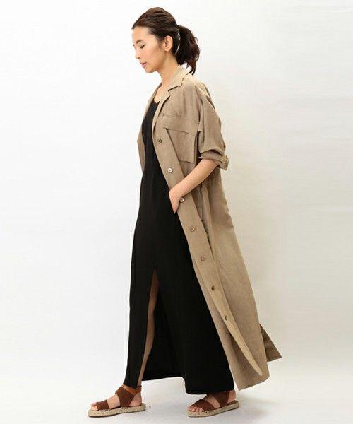 サファリシャツワンピース(シャツワンピース)|GALLARDAGALANTE(ガリャルダガランテ)のファッション通販 - ZOZOTOWN