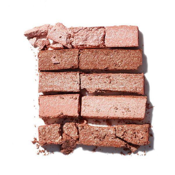 Bobbi Brown Pink Quartz Shimmer Brick ❤ liked on Polyvore featuring beauty products, makeup, cheek makeup, blush, blending brush, blender brush and bobbi brown cosmetics