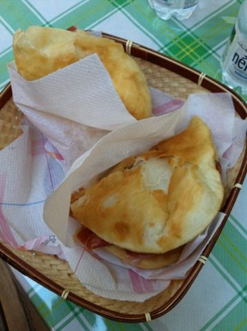 gnocco fritto in London