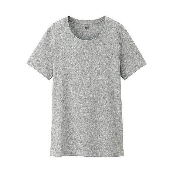 【ユニクロオンラインストア|WOMEN】Tシャツ(半袖・タンクトップ)の特集ページ。ゆったりなのに決まるおすすめアイテムが勢揃い。スーピマコットンやドライ素材など、素材にとことんこだわった、オールシーズンで活躍できるシンプルな定番Tシャツです。|レディースファッションならユニクロ公式通販サイト